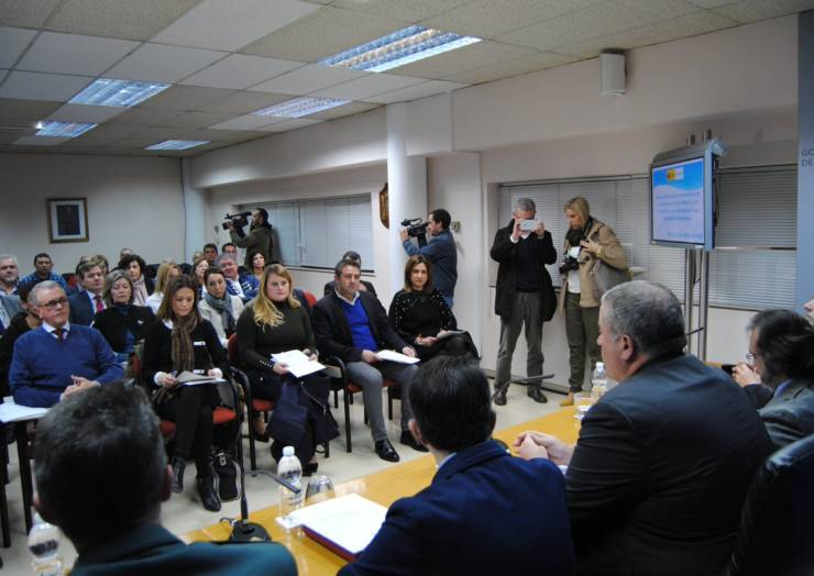 Reunión en Murcia para aumentar la coordinación y la formación de los cuerpos y fuerzas de seguridad