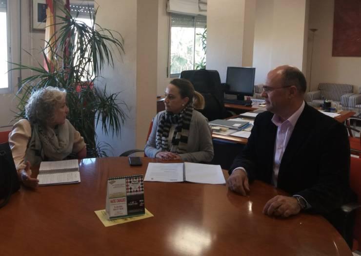 Reunión en Murcia para el impulso al necesario Centro de Día