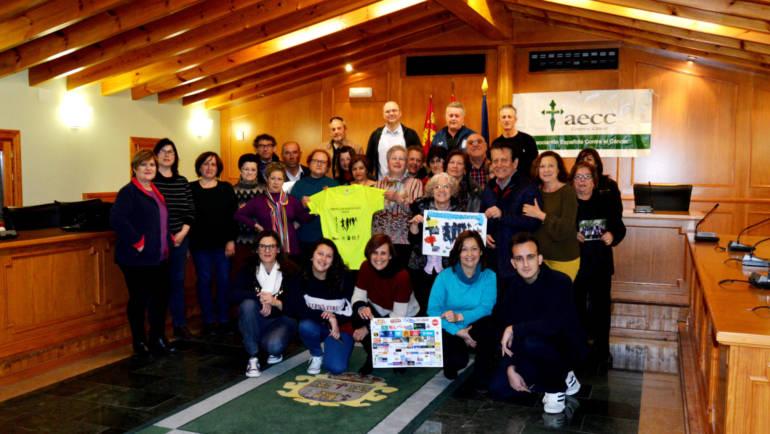 El domingo 22 de abril se celebrará la V Ruta y Carrera de Montaña Benéfica contra el Cáncer en Pliego