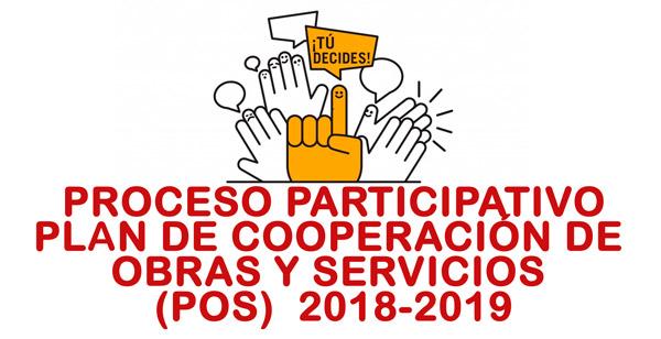 La ciudadanía de Pliego también decidirá inversiones del Plan de Obras y Servicios