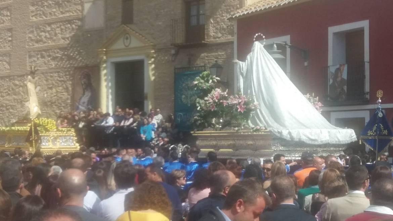 Finaliza con gran éxito la Semana Santa de Pliego