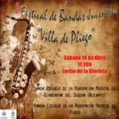 I Festival de Bandas Juveniles 'Villa de Pliego'