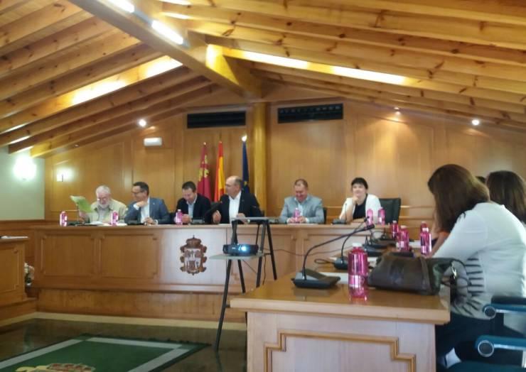 El alcalde de Pliego asume la presidencia de la Mancomunidad de Servicios Turísticos de Sierra Espuña