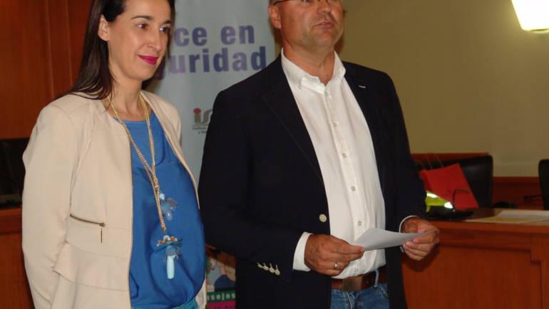 Entrega de diplomas de la campaña 'Crece en Seguridad'