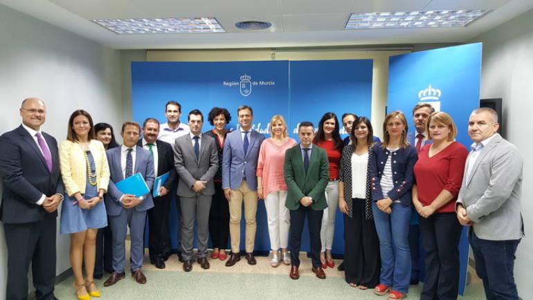 Se va a implantar el expediente único en historiales para personas de la Mancomunidad de Servicios Sociales Río Mula
