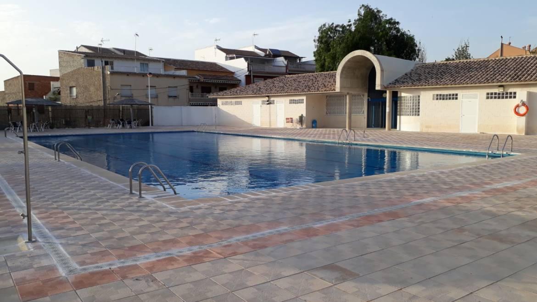 Este miércoles se abre al público la piscina municipal para disfrutar del Verano 2018 en Pliego