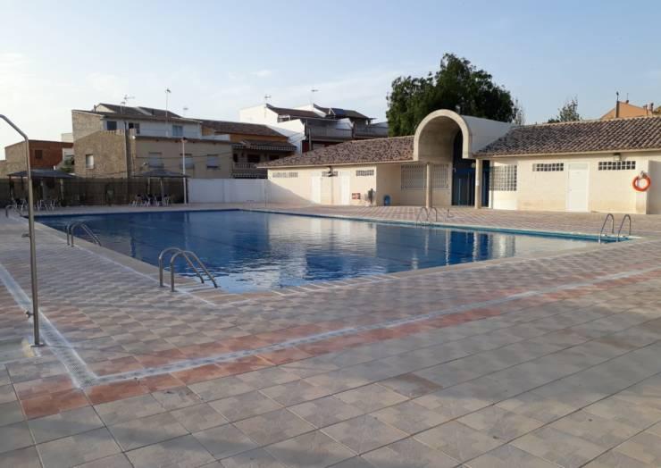 La piscina municipal ya está abierta