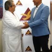 El Ayuntamiento de Pliego y El Pozo firman un convenio para proteger y promocionar el yacimiento de La Almoloya