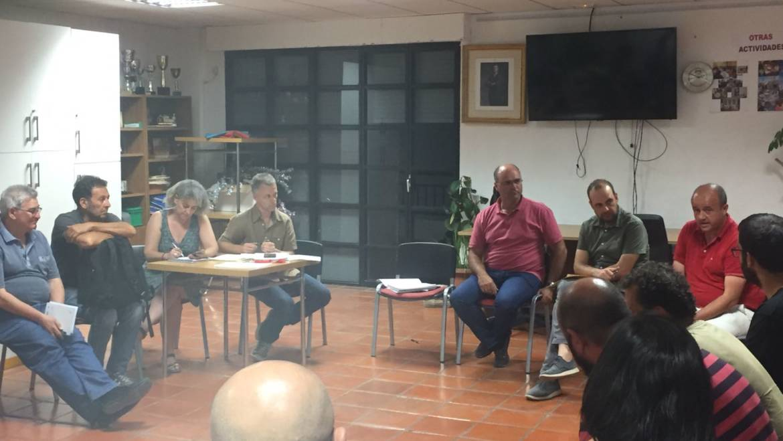 Asamblea para profundizar en proyectos agrícolas en la Mancomunidad de Sierra Espuña