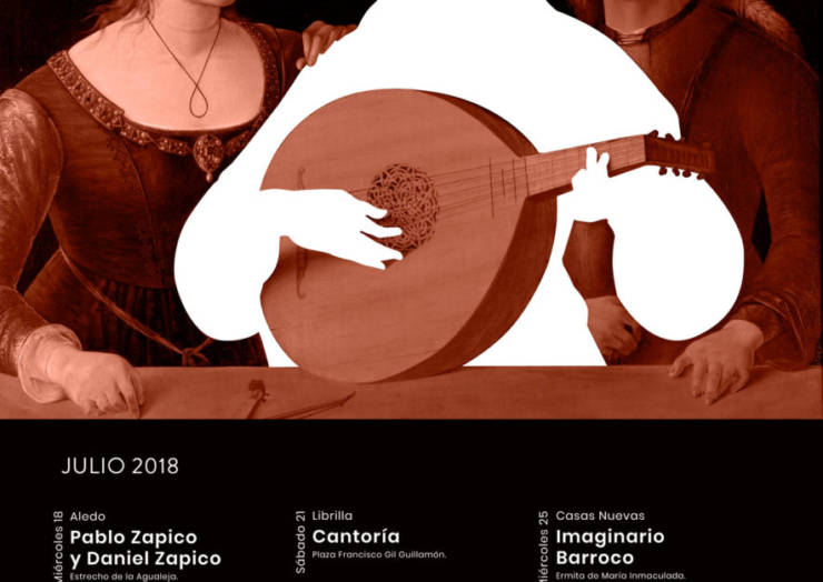 Pliego disfrutará el próximo 26 de julio del ECOS Festival