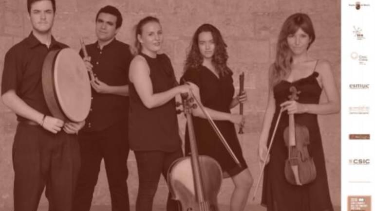 Este jueves ECOS Festival trae este jueves a L'Ampastratta en la Sala de las Tinajas
