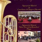 El domingo 2 de septiembre se realizará el XXXI Festival de Bandas de Música 'Villa de Pliego'
