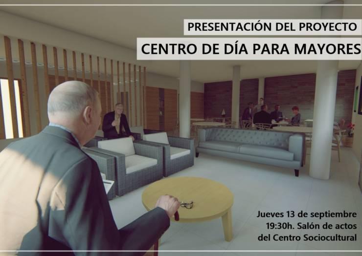 El vanguardista proyecto del Centro de Día para Mayores de Pliego será presentado este jueves