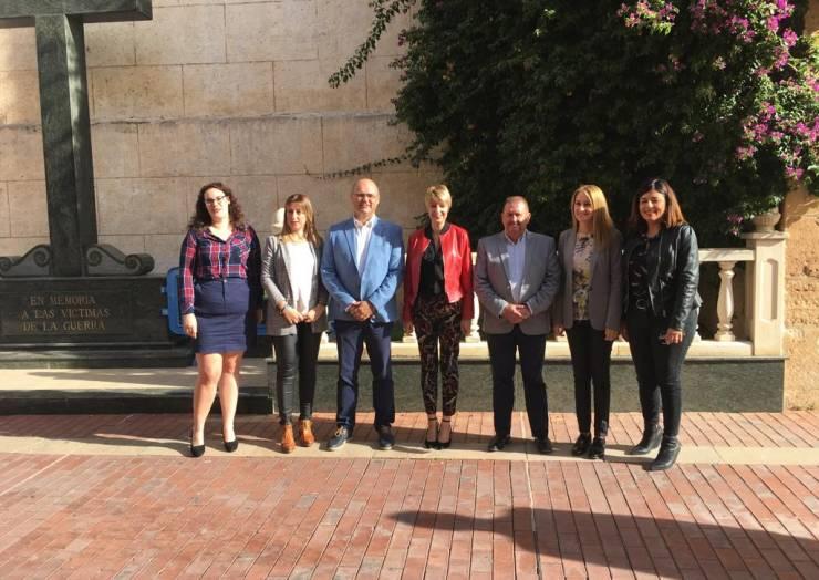El Ecoturismo como referencia en el estreno de la sede de la Mancomunidad de Sierra Espuña y la web territoriosierraespuna.com