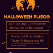Halloween en Pliego