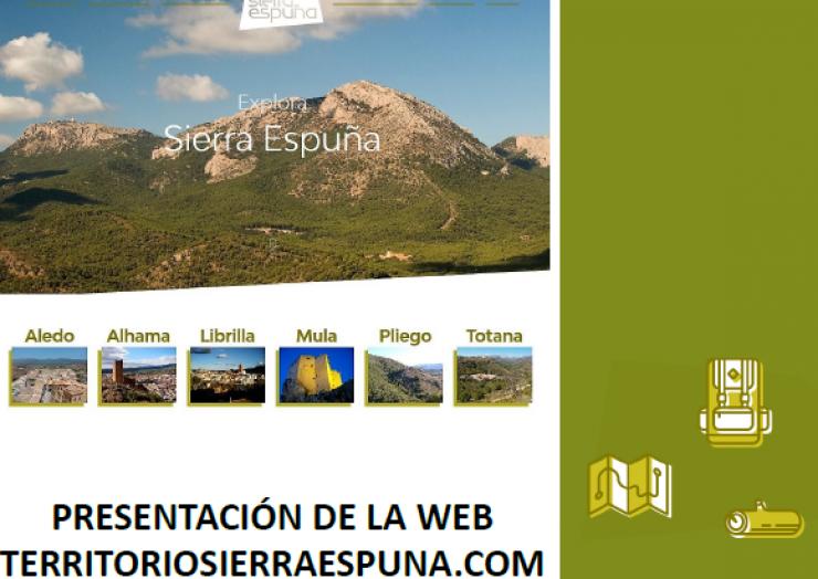 Este viernes se celebra la puesta a punto de la sede de la Mancomunidad Turística de Sierra Espuña en Pliego