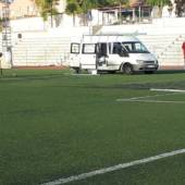 El Ayuntamiento de Pliego sigue mejorando las instalaciones deportivas con el arreglo de los vestuarios del campo de fútbol