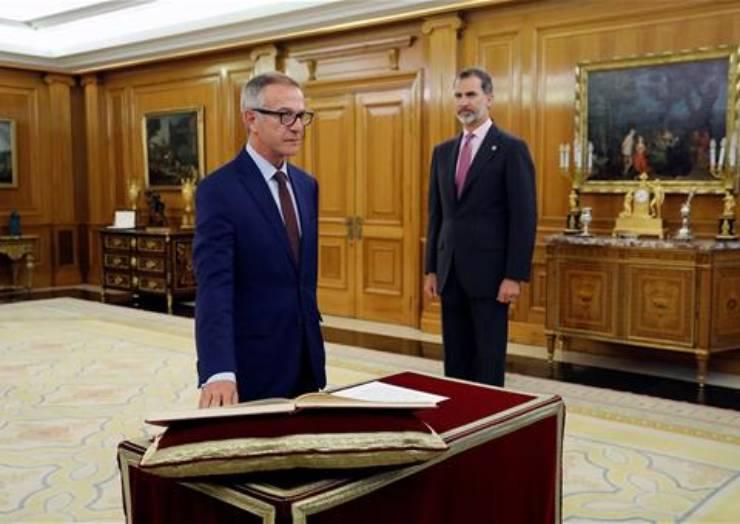 El Ministro de Cultura visitará mañana el Ayuntamiento de Pliego y el yacimiento de La Almoloya