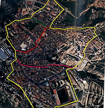 El Ayuntamiento de Pliego consigue una subvención de 9.108€ para la creación de un itinerario urbano saludable