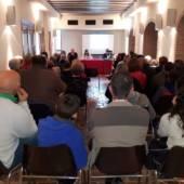 ADIRMU impartió una charla en Pliego sobre educación diabetológica