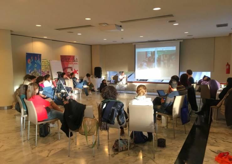 Pliego ha estado en las jornadas internacionales del proyecto europeo GEGL