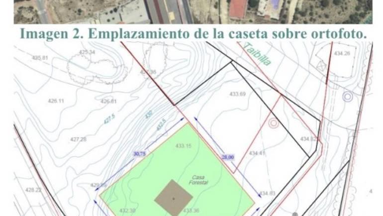El Ayuntamiento desatasca la situación del camping con una permuta para la caseta forestal en el casco urbano del municipio