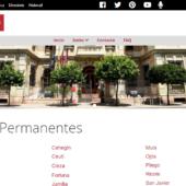 Abierto un espacio web para la extensión universitaria de la UMU en Pliego