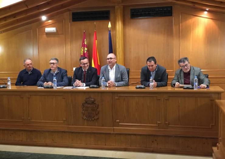 La Comunidad de Regantes de Sierra Espuña inicia su andadura