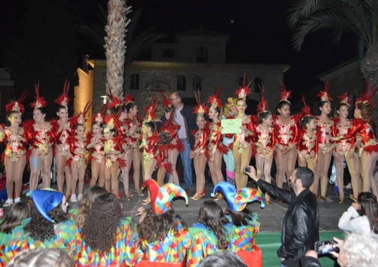 Colorido y alegría en el Carnaval 2019