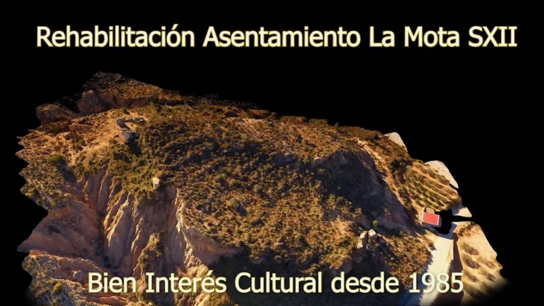 Presentado el proyecto para la restauración del Castillo de La Mota, declarado Bien de Interés Cultural desde 1985