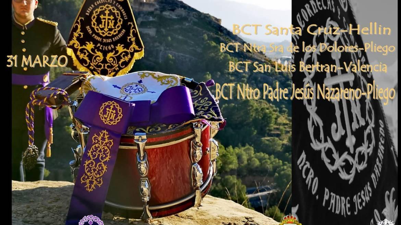El domingo se celebra la XV Concentración Nacional de Bandas