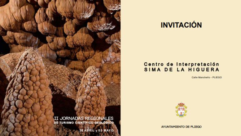 Esta tarde se realiza la segunda conferencia sobe la Sima de la Higuera