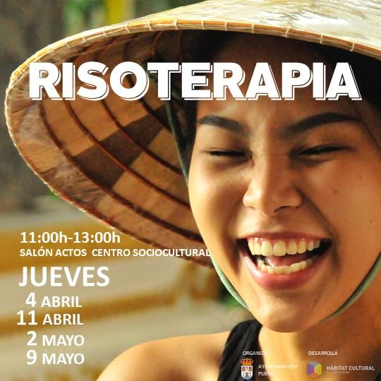 Este jueves se realiza un taller de risoterapia
