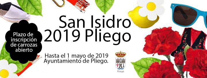 Abierto el plazo de inscripción de carrozas para San Isidro 2019
