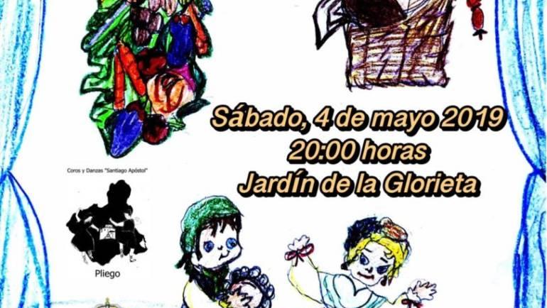 Este sábado se celebra el XIV Festival Infantil de Folklore 'Villa de Pliego'