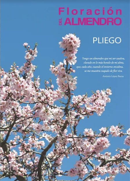 El Ayuntamiento ha creado la ruta de la Floración del Almendro de Pliego