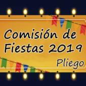 Esta noche se realiza la primera reunión de la Comisión de Fiestas 2019