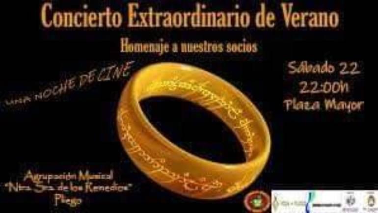Este sábado se realiza el Concierto Extraordinario de Verano de la AAMM Nuestra Señora de los Remedios