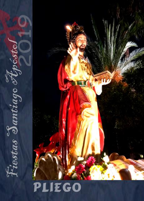 Este sábado dan comienzo las Fiestas de Santiago Apóstol en Pliego