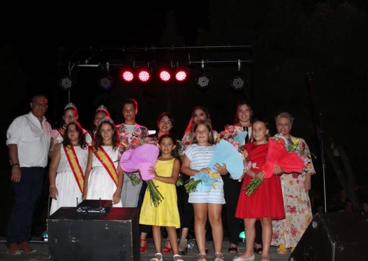 Las fiestas Patronales ya tienen sus reinas y su míster