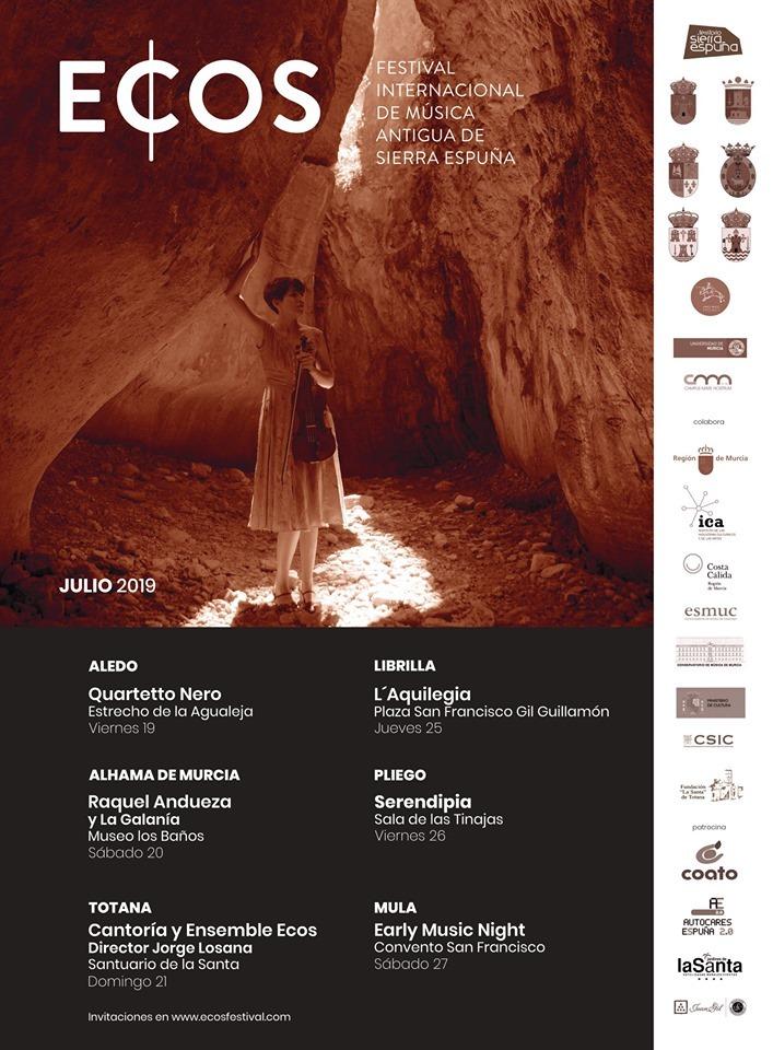 Llega una nueva edición del ECOS Festival