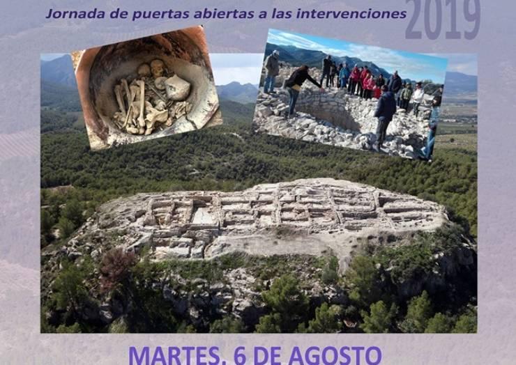 Jornada de puertas abiertas a las intervenciones de La Almoloya