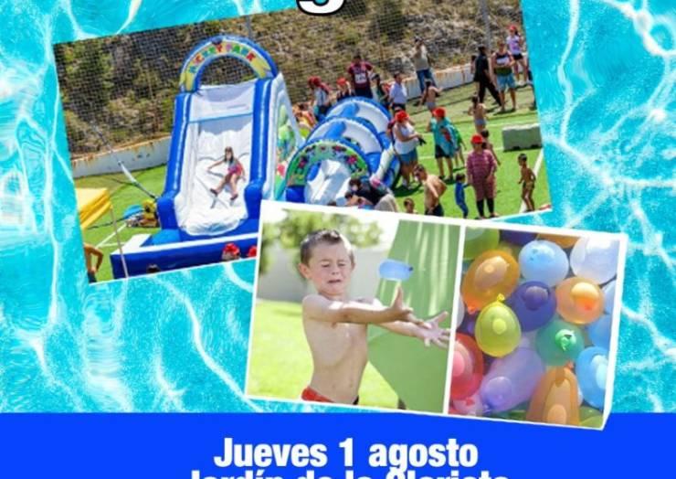 Este jueves se celebran los Juegos del Agua