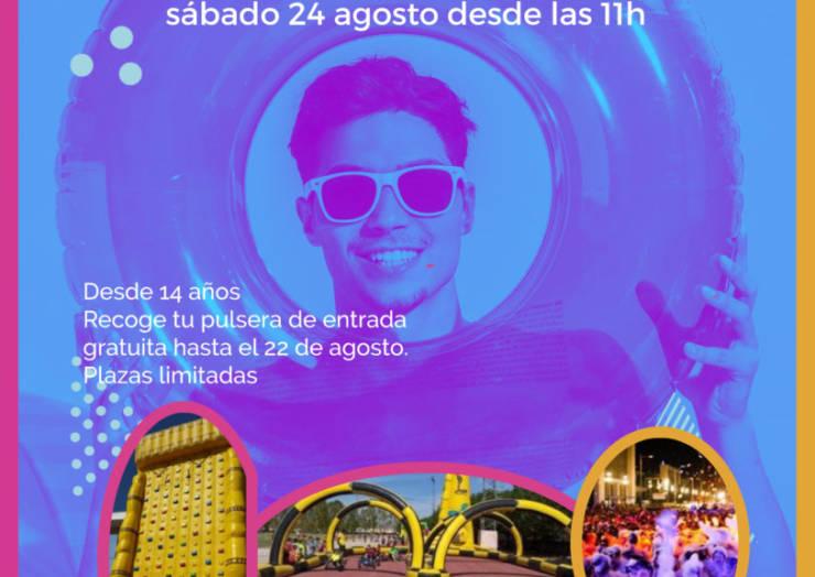 Este próximo sábado 24 de agosto se realizará el Young Festival