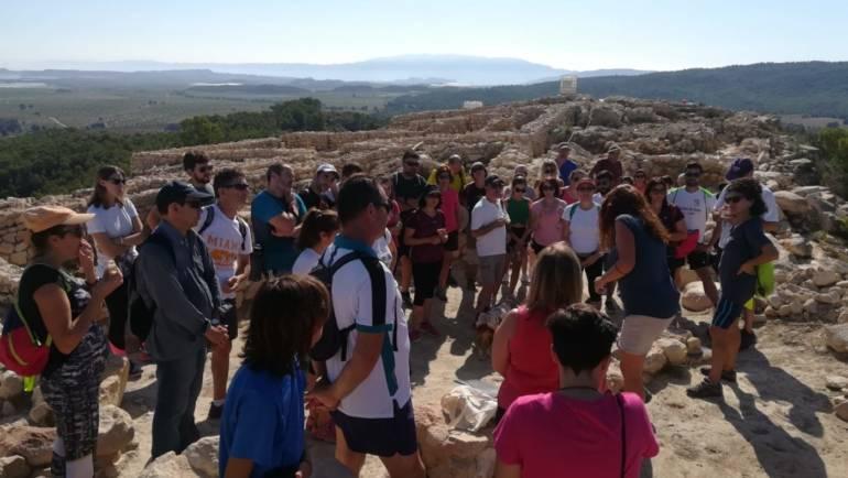 Éxito en las actividades programadas en la primera edición de 'Turisteando 2019