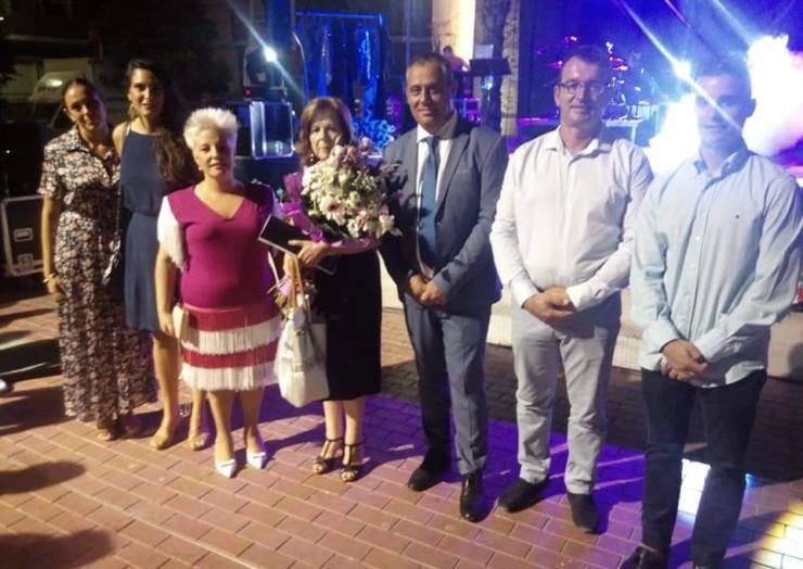 Las Fiestas de Pliego arrancaron de forma oficial con el emotivo pregón de Remedios Bautista Lara