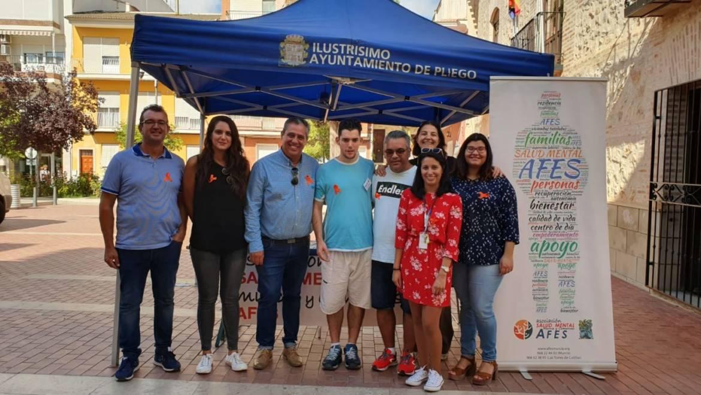 Pliego ha conmemorado el Día Mundial de la Salud Mental