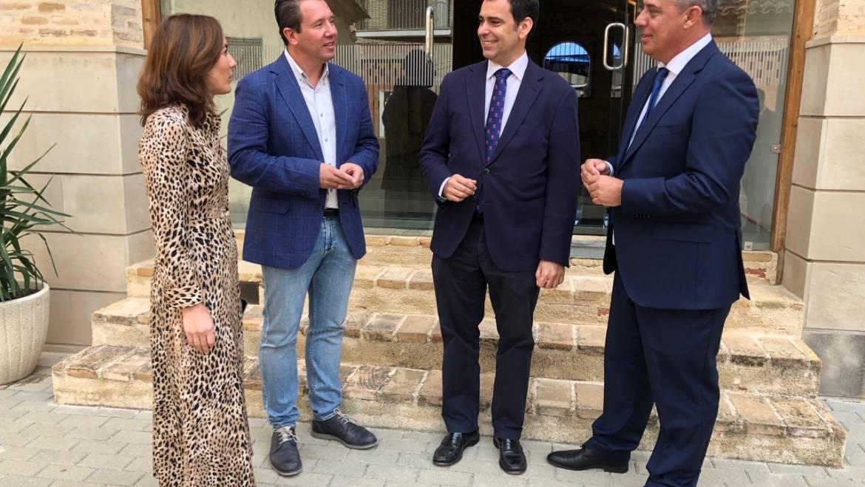 Fomento propone que Pliego junto a Caravaca de la Cruz y Mula se repartan 3 millones en ayudas para renovación urbana