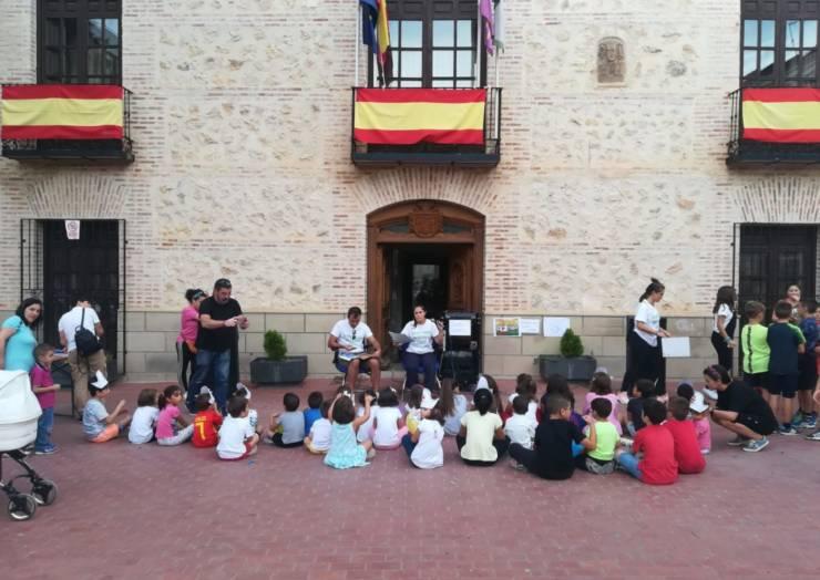 Pliego celebra el Día de la Hispanidad