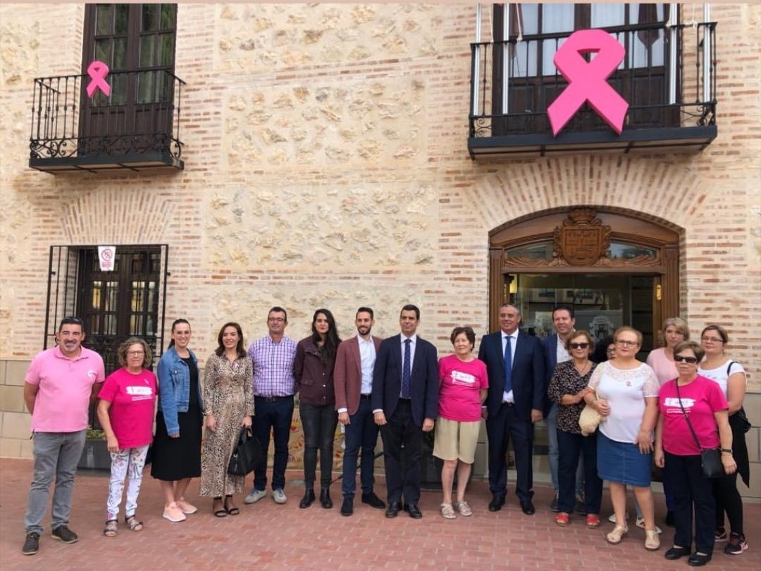Conmemorado el Día Mundial contra el cáncer de mama